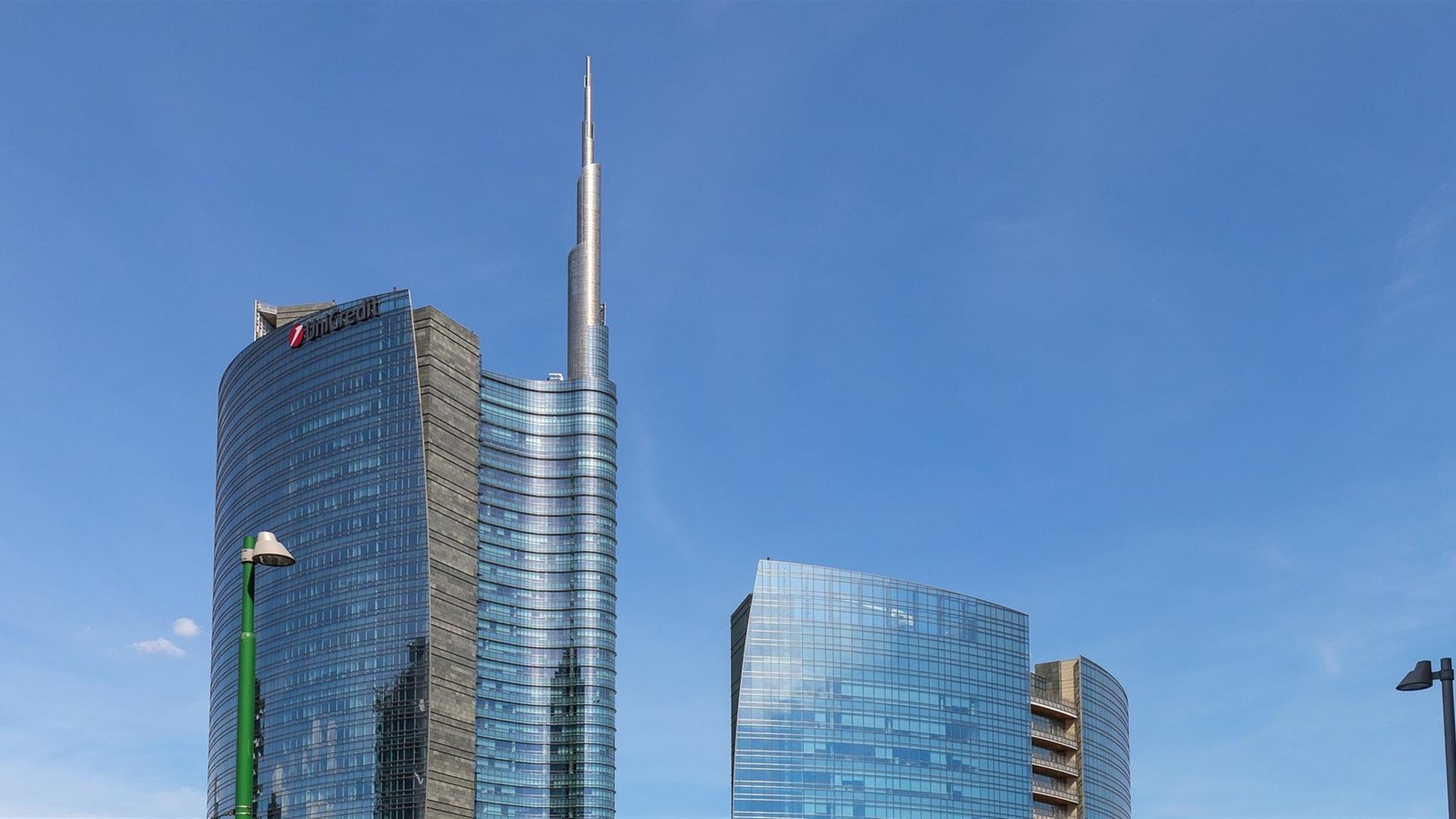 Unicredit Tower Robertoangaroni Pixabay