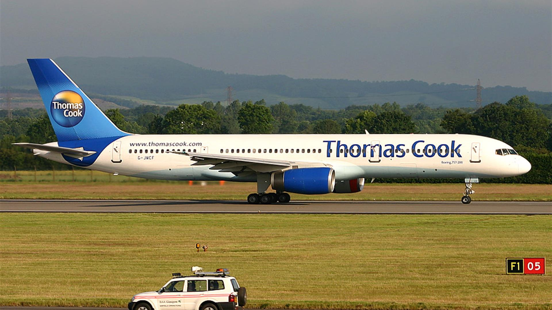 Thomas Cook Airlines 757