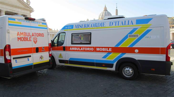 Ambulatorio Mobile MISERICORDIE