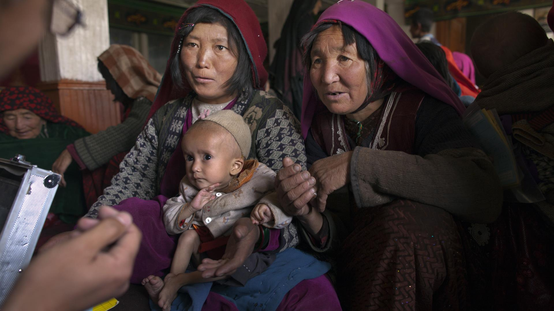 Paula Bronstein:Getty Images Progetto Unfpa