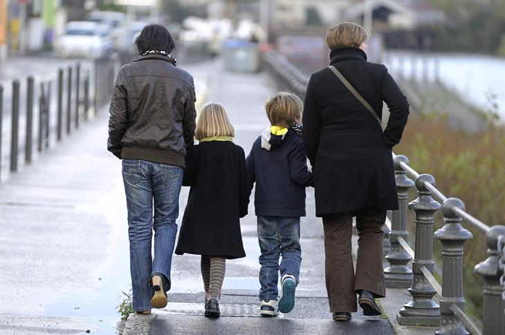 JEAN SEBASTIEN EVRARD:AFP:Getty Images Stepchild Adoption