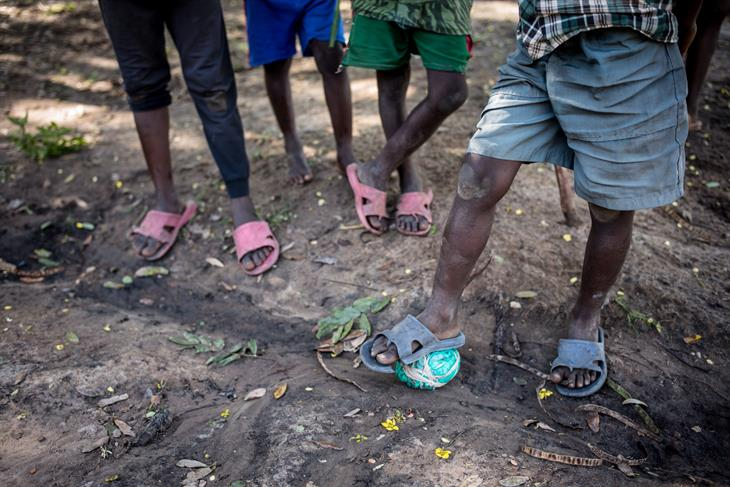 Bambini Africa Adozioni FEDERICO SCOPPA:AFP:Getty Images