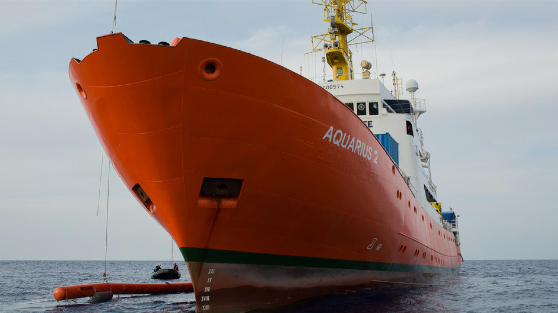 Sequestro Aquarius @Msf