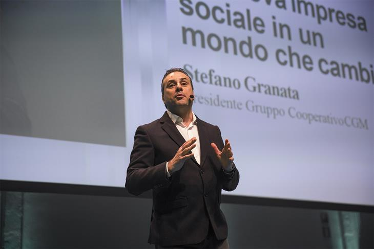 GRANATA A Convention Milano 2018