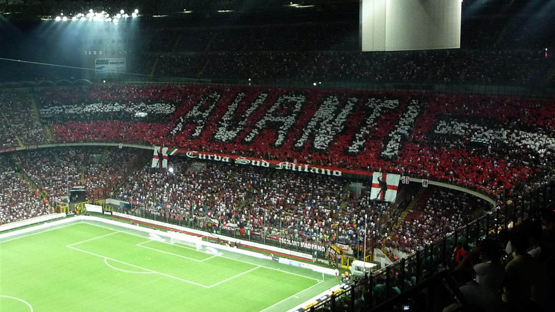 Derby AC Milan Vs Inter At San Siro Flickr
