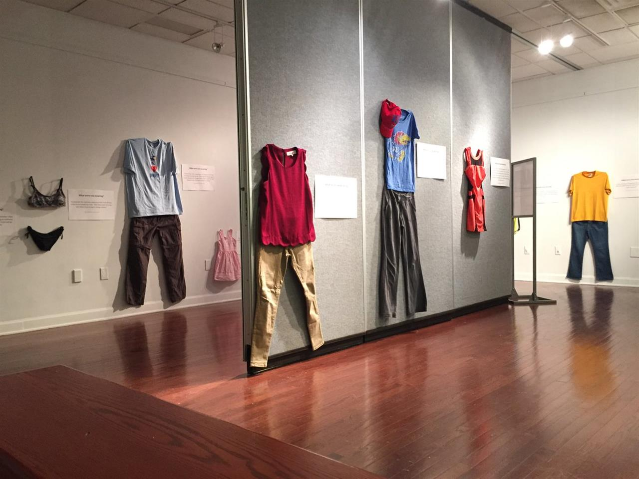 Whatwereyouwearing Exhibit