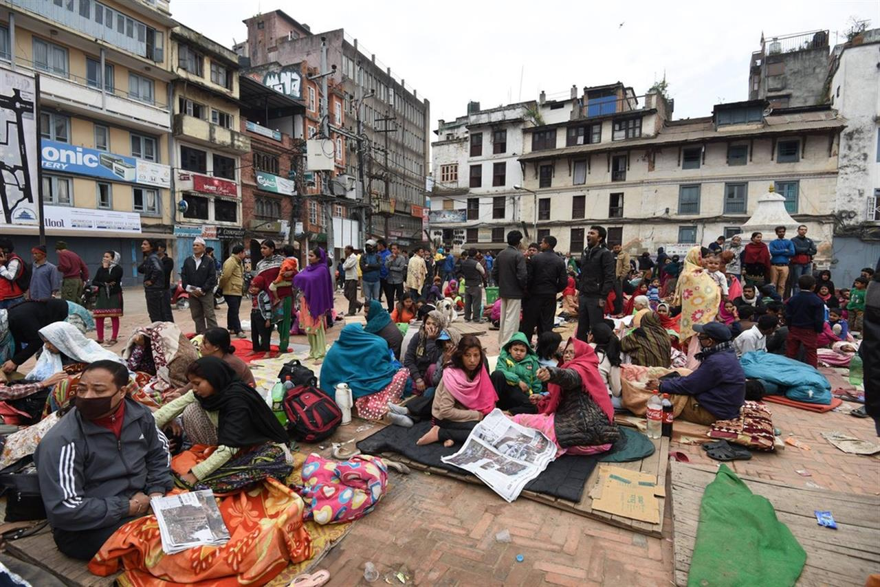 Nepal Earthquake April 2015 Shristi Rajbhandari