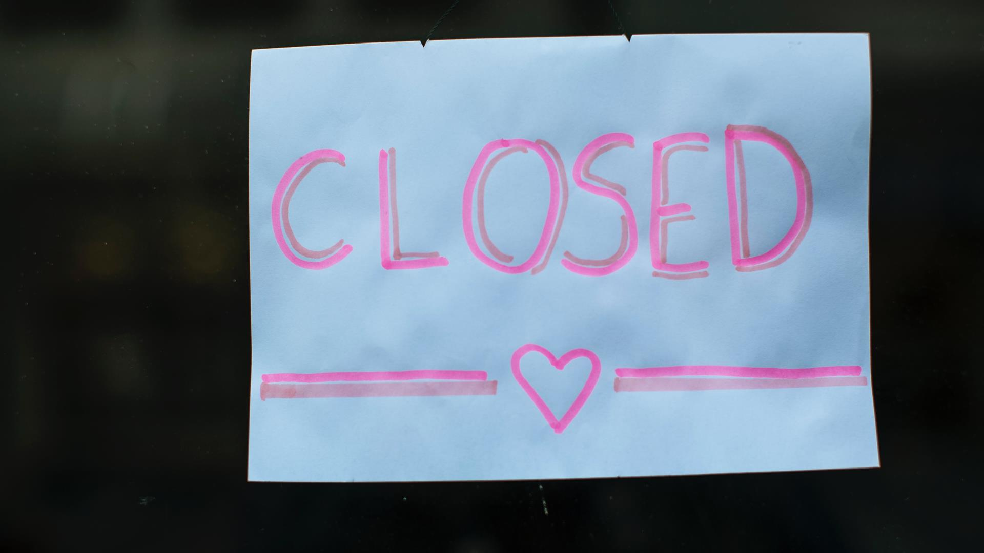 Markus Spiske Closed Unsplash