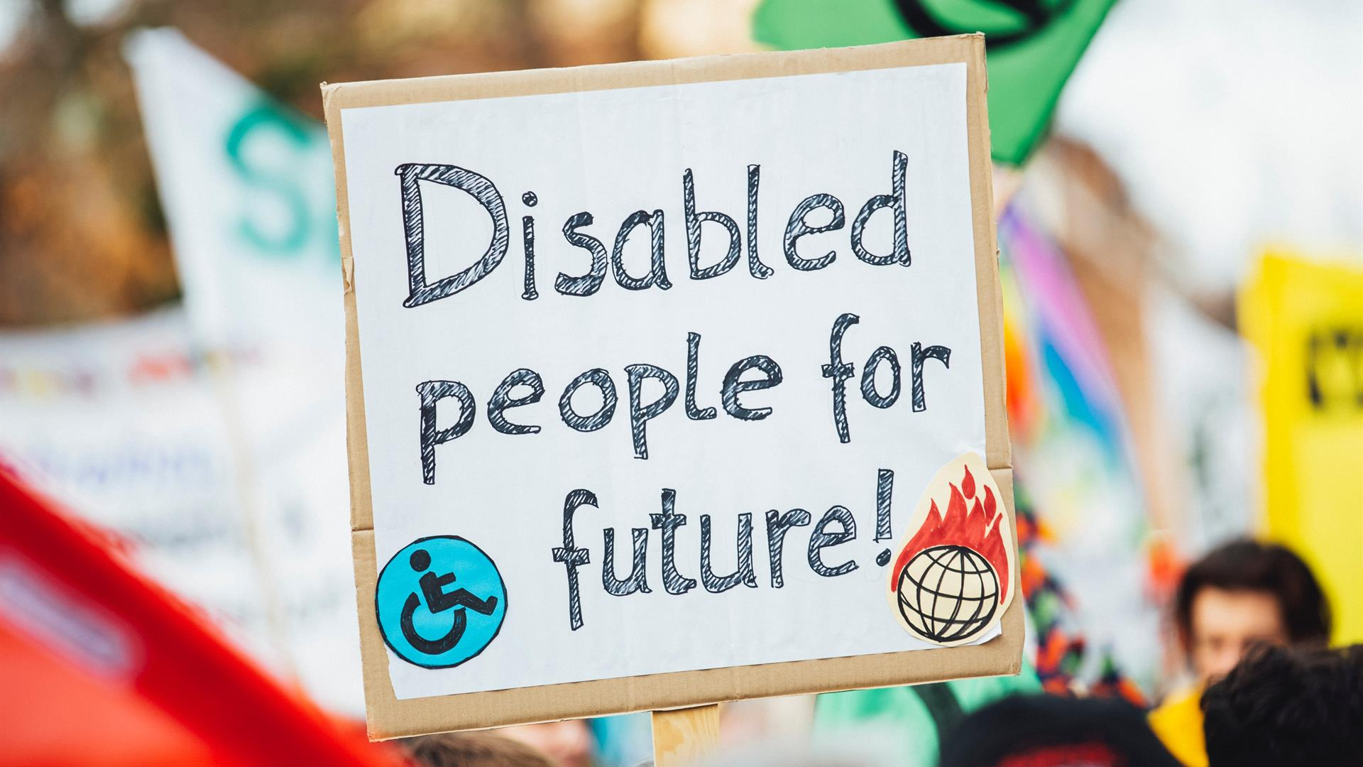 Markus Spiske Disabilità Unsplash
