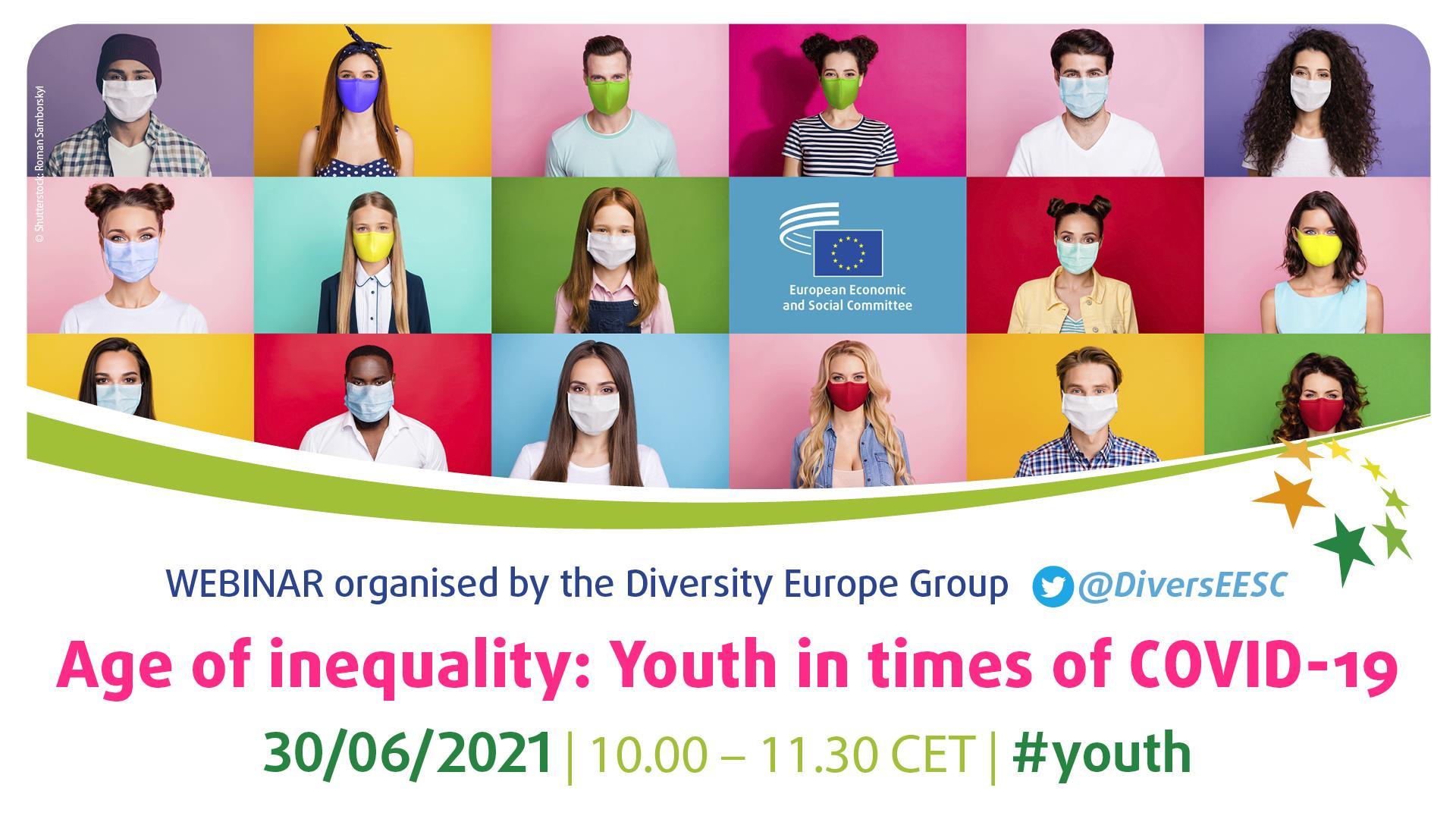 Age of inequality: Youth in times of COVID-19