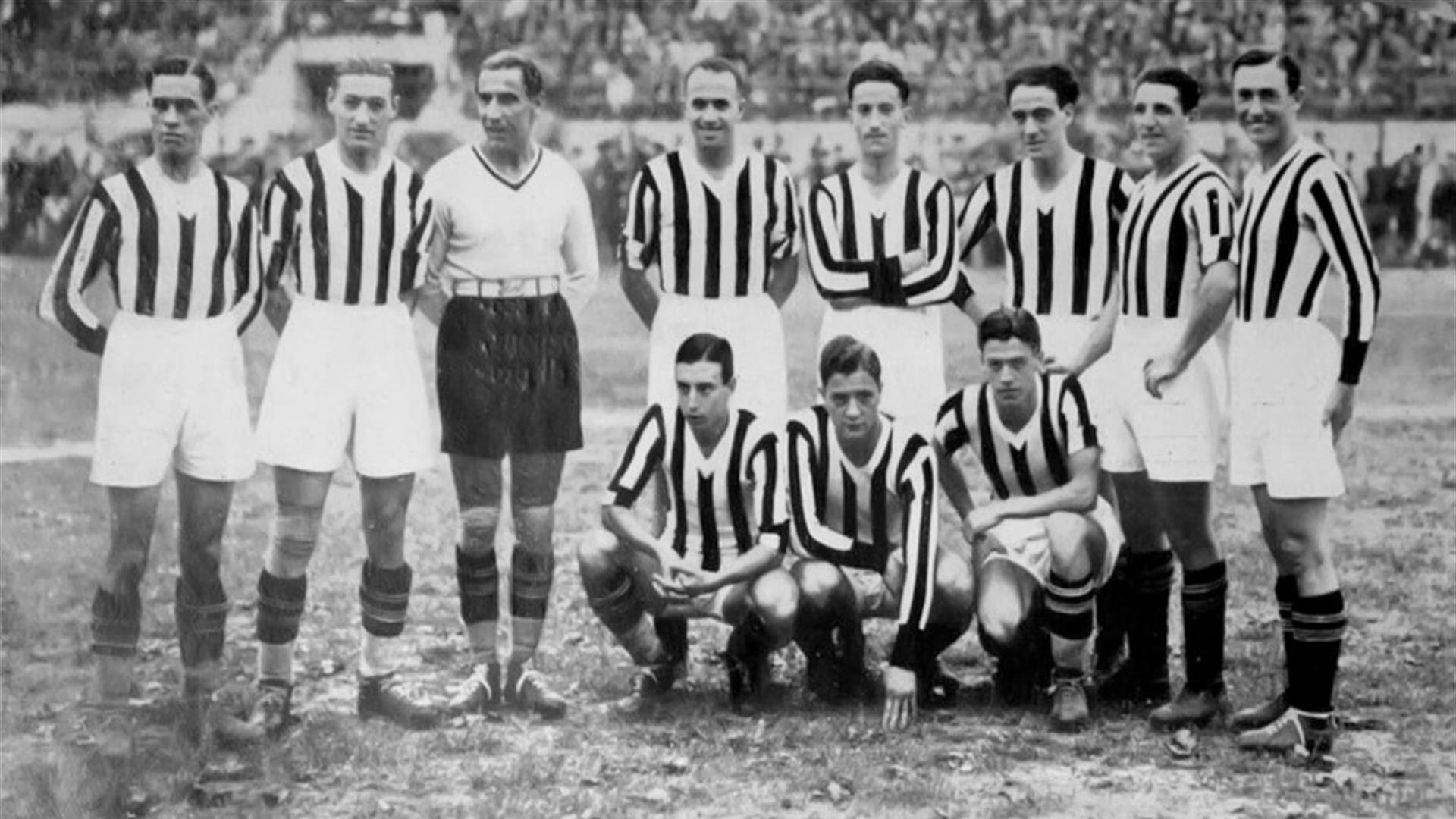 Foot Ball Club Juventus 1930 31