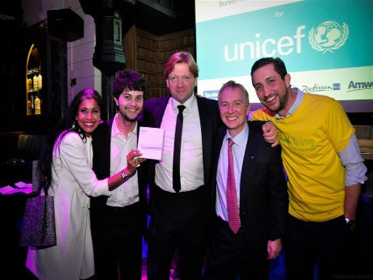 Thinkyoung Unicef Charity Dinner