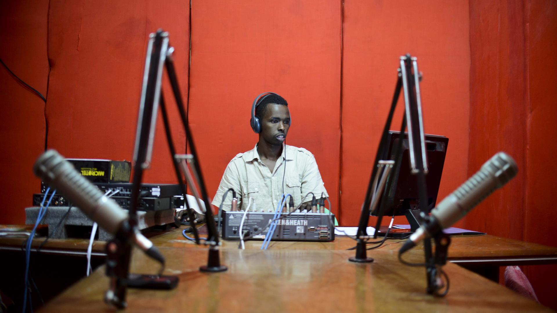 Somalia Community Radio