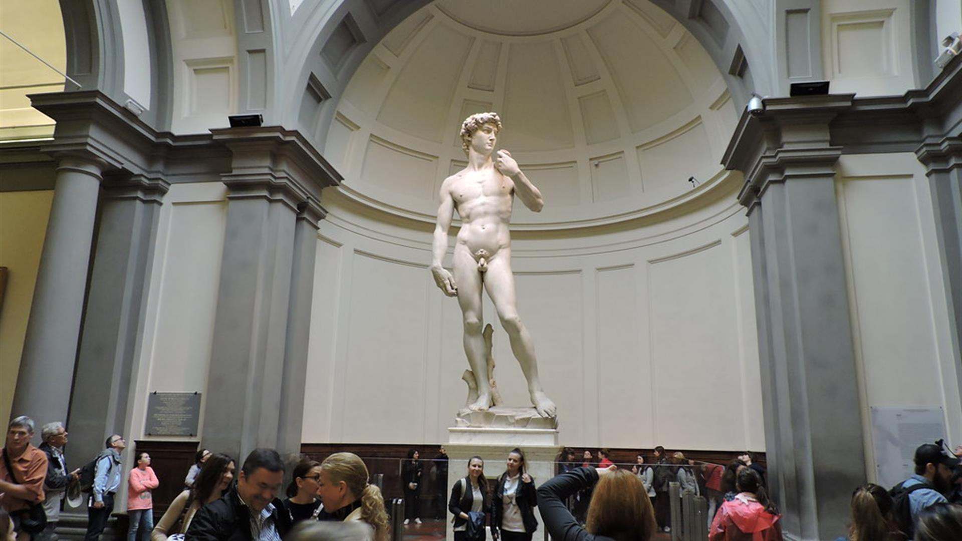 Firenze Gallerie Dell Accademia
