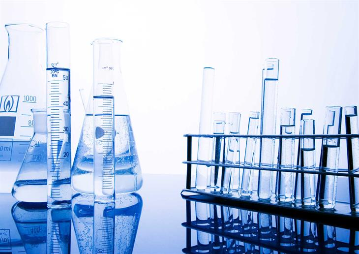 Life Science Research Flasks Vials