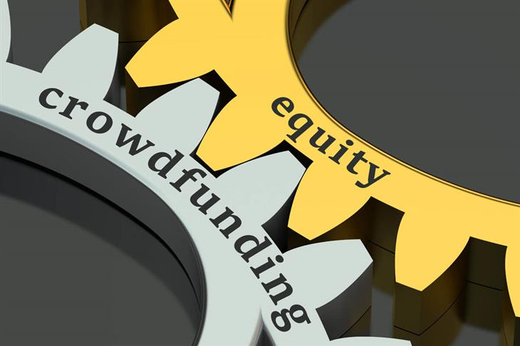Equity Crowdfunding Seed Money Startup News