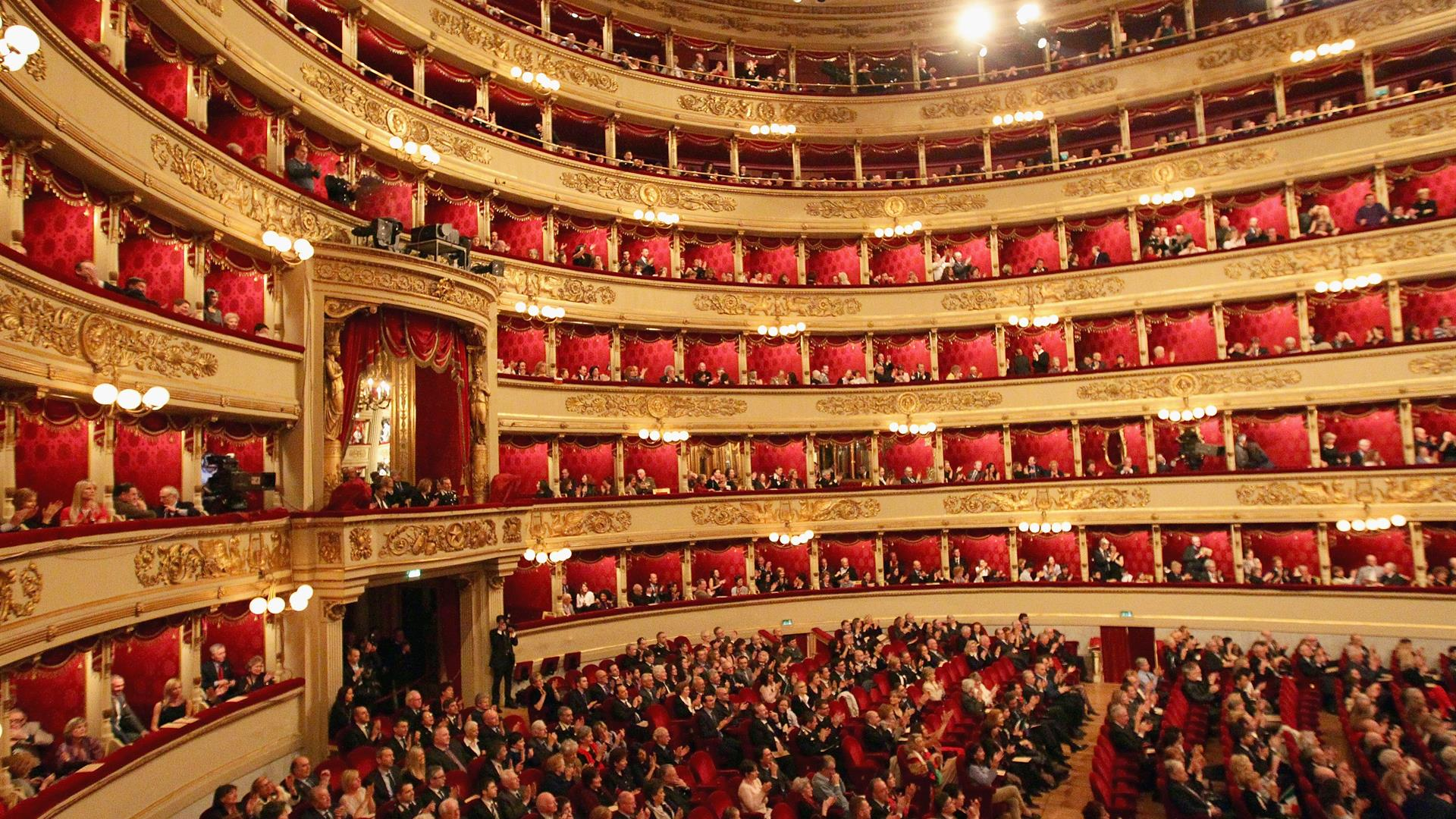 Teatro Alla Scala Vittorio Zunino Celotto:Getty Images