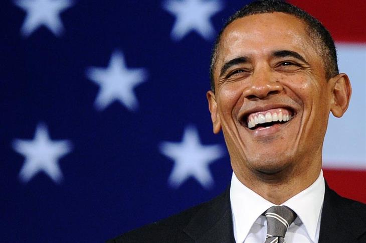 Barack Obama Re Elected As Us President Pg