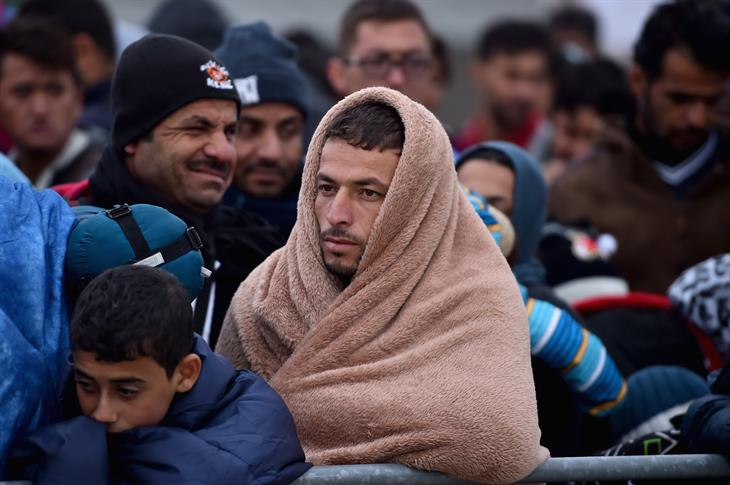 Migranti Getty Images