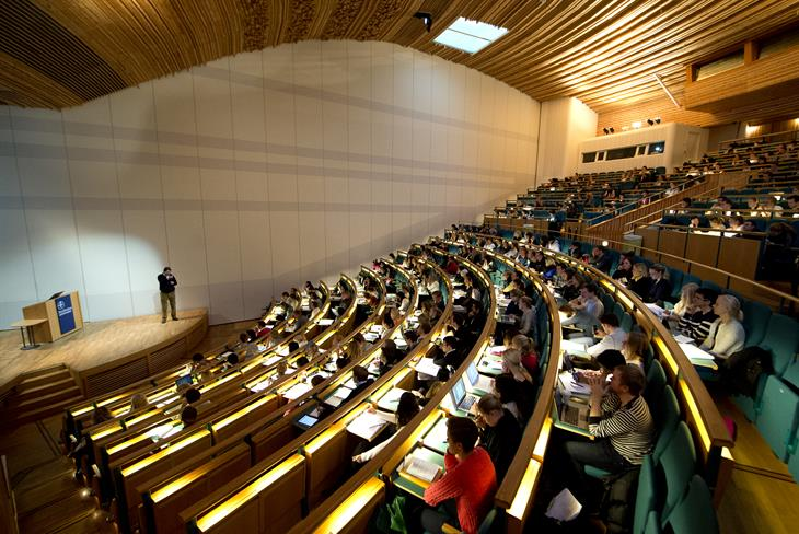 Getty Images Università
