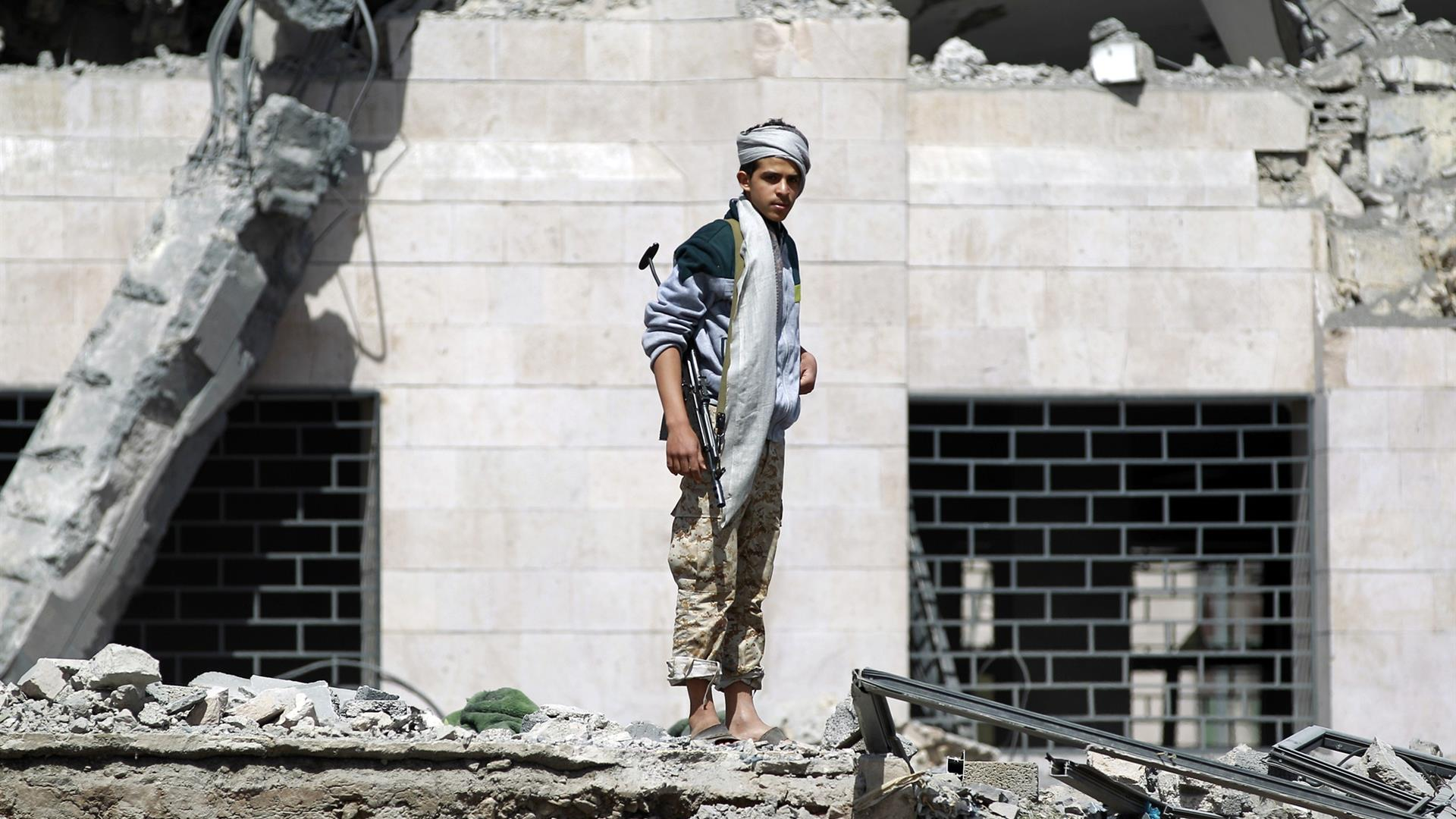 Bombe Yemen MOHAMMED HUWAIS:AFP:Getty Images