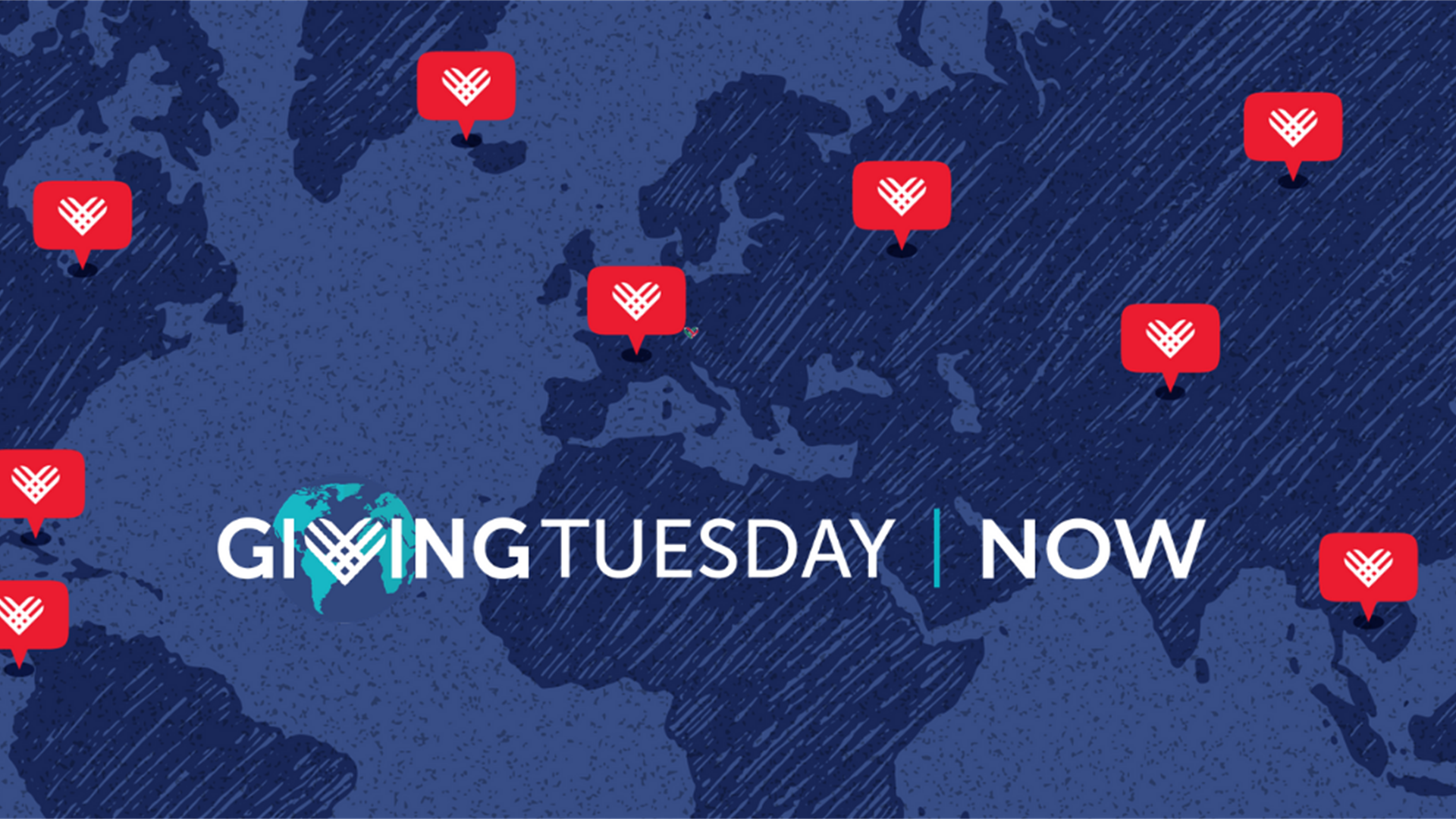 #Giving Tuesday Now