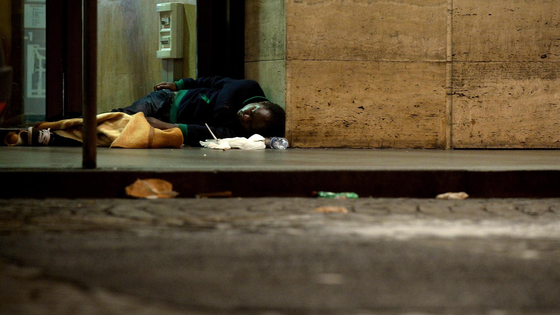 Getty Images Homeless
