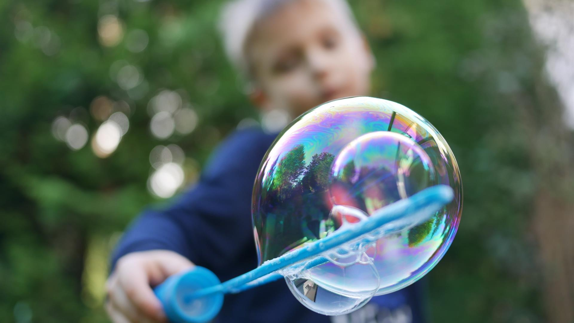 Zlatko Duric Bubbles Autismo Unsplash