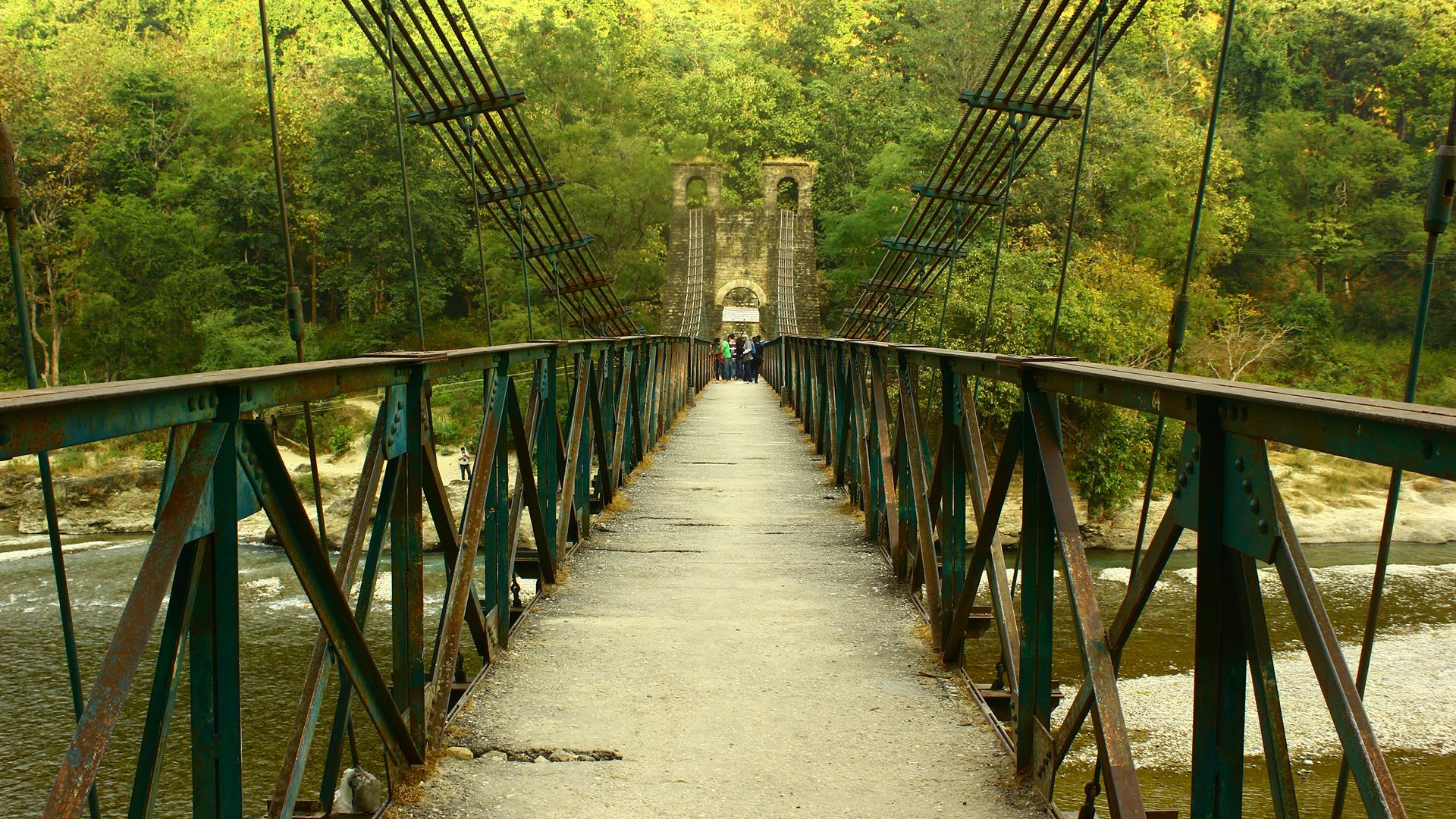 6499 Small Suspension Bridge (1)