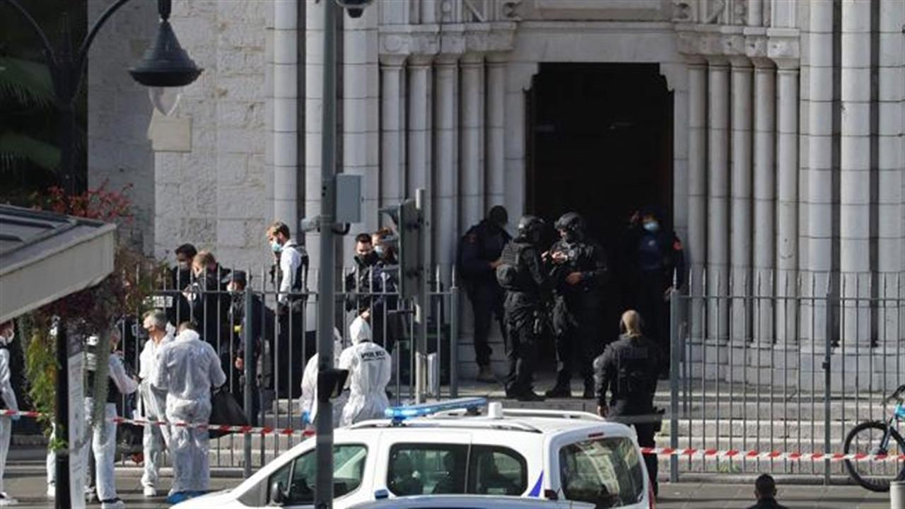 Nizza Attentato