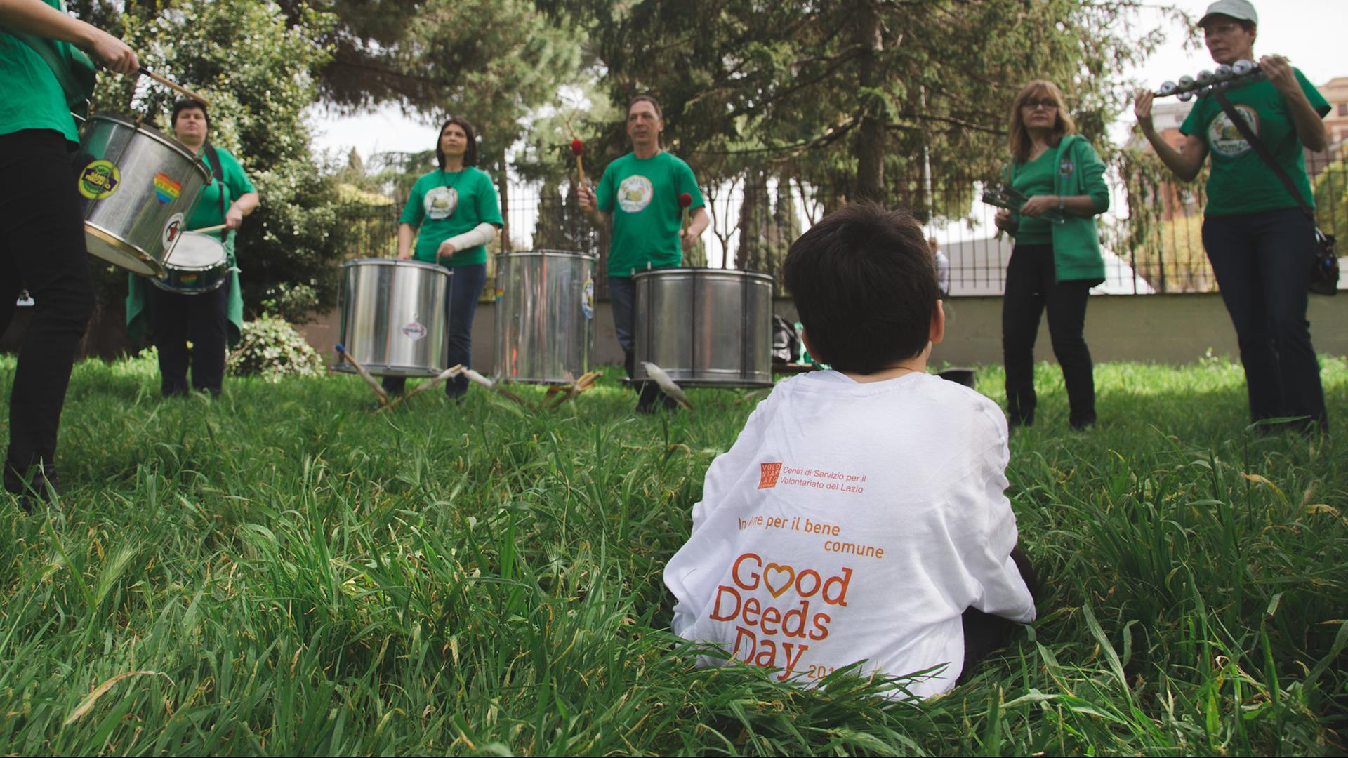 Good deeds day Flickr