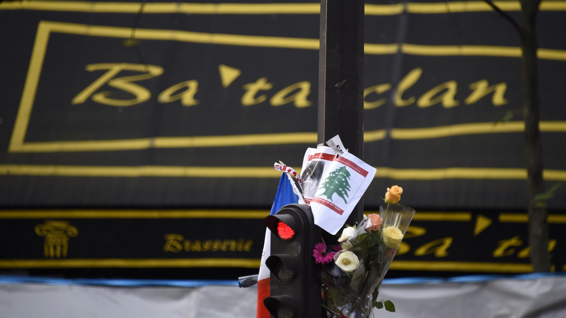 DOMINIQUE FAGET:AFP:Getty Images Bataclan