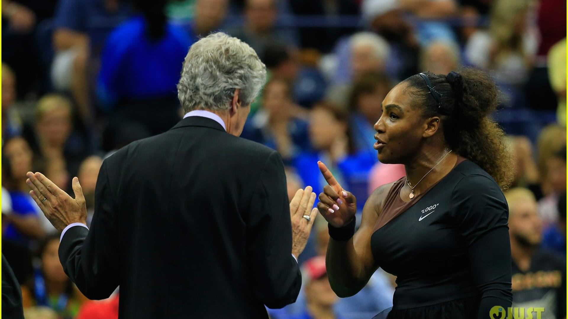 Serena Williams Fined 03