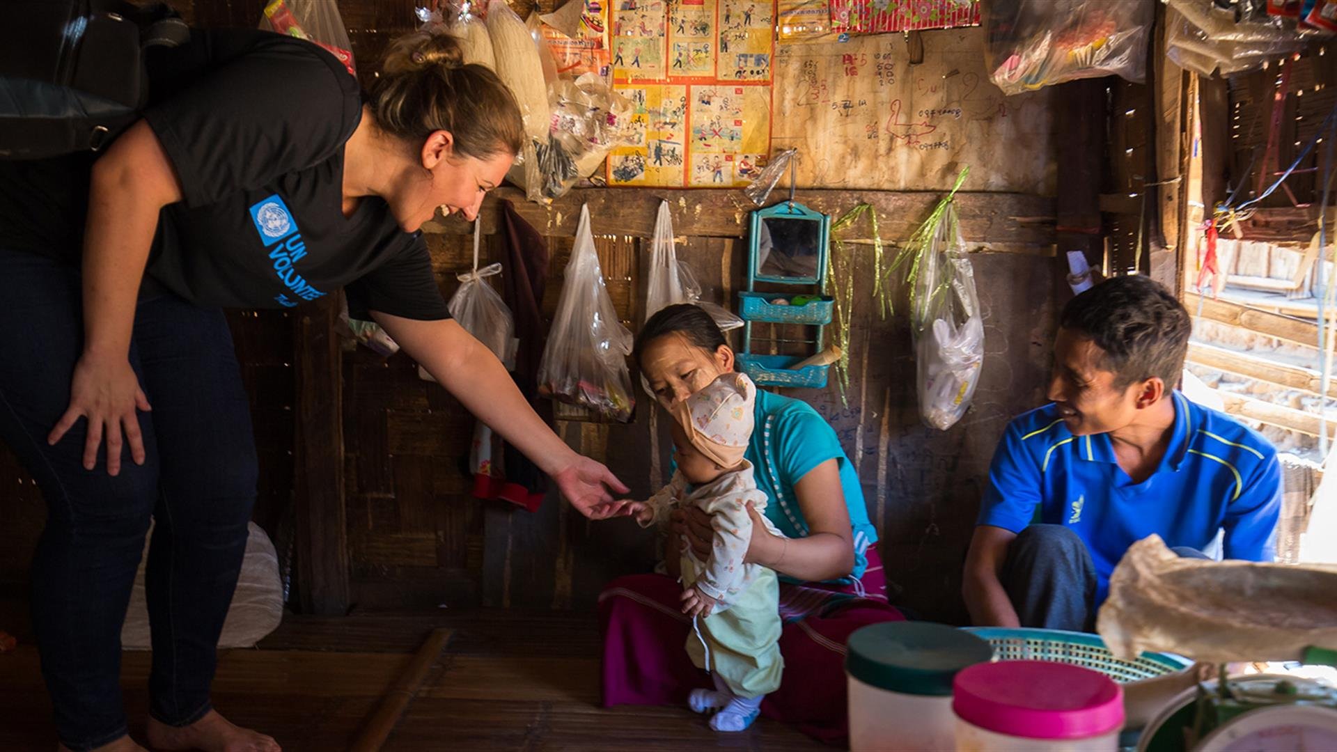 UNV Sara Zorc UN Volunteer With UNHCR Thailand January 2017