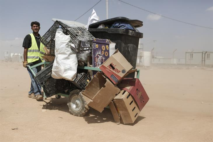 Syrian Refugees Jordan, September 2015 Credit Oxfam