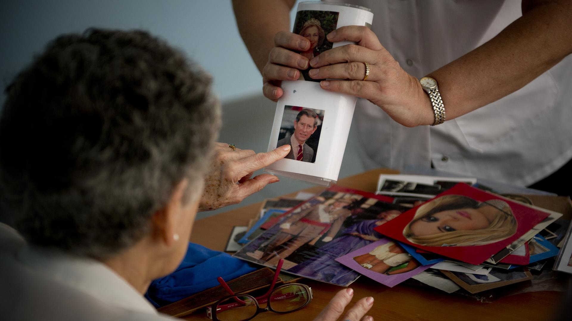 Alzheimer David Ramos:Getty Images