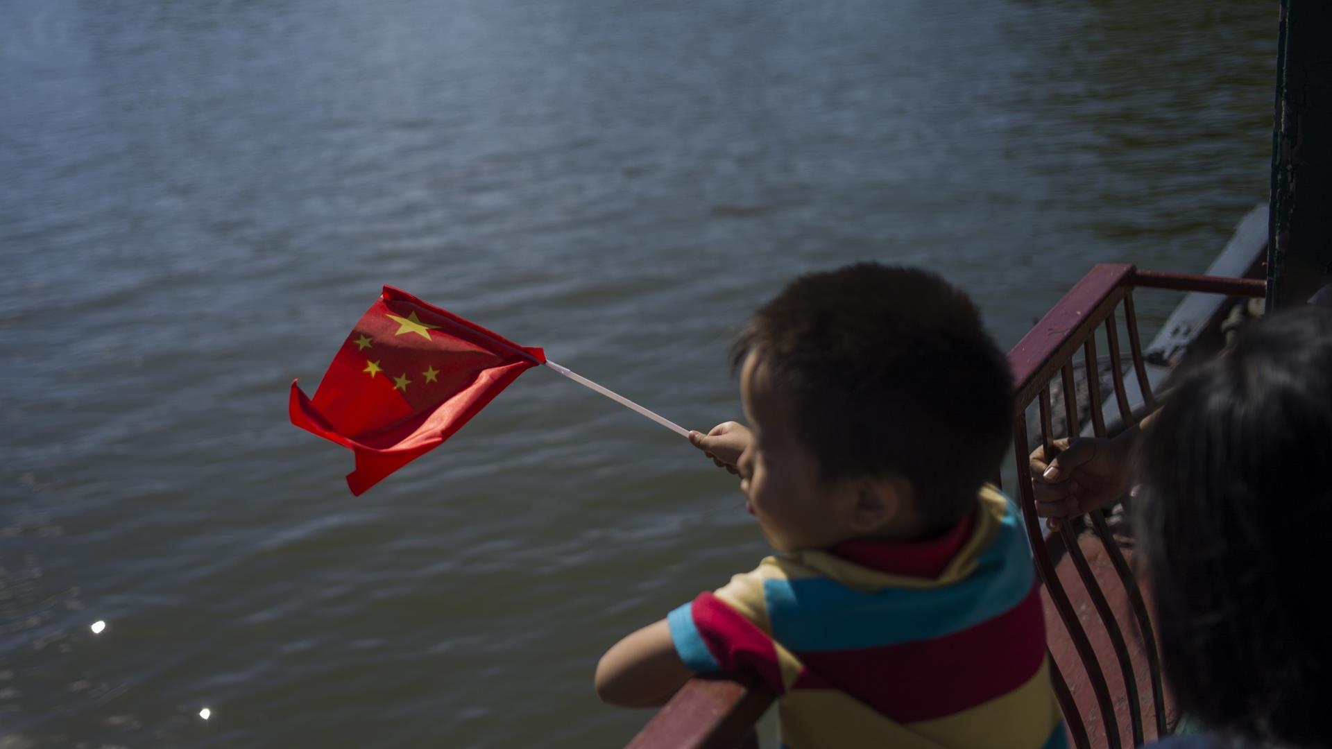 Cina FRED DUFOUR:AFP:Getty Images