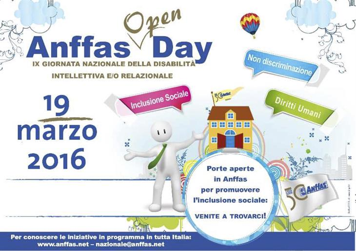 Anffas Open Day Orizz 2016