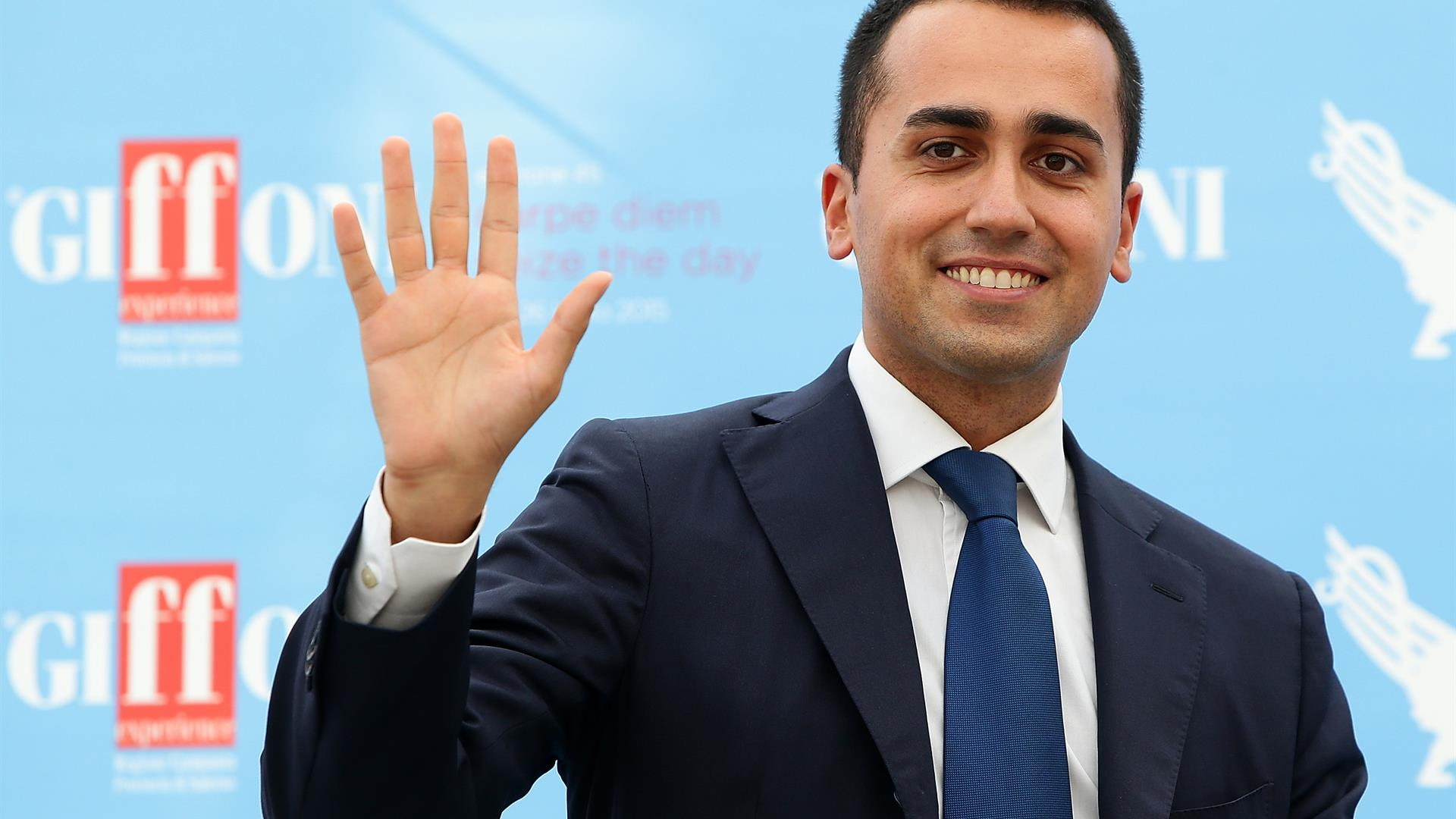 Getty Images Luigi Di Maio