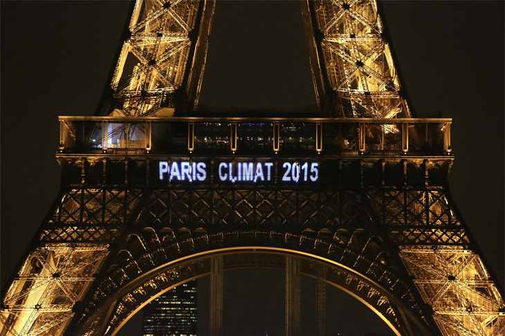 Paris Climate Change Conference 2015 On Energy