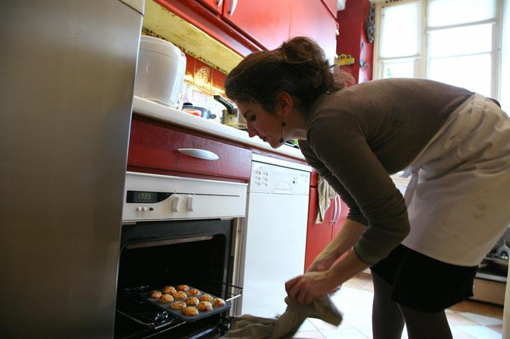 Cucina Donna CYRIL FOLLIOT:AFP:Getty Images)