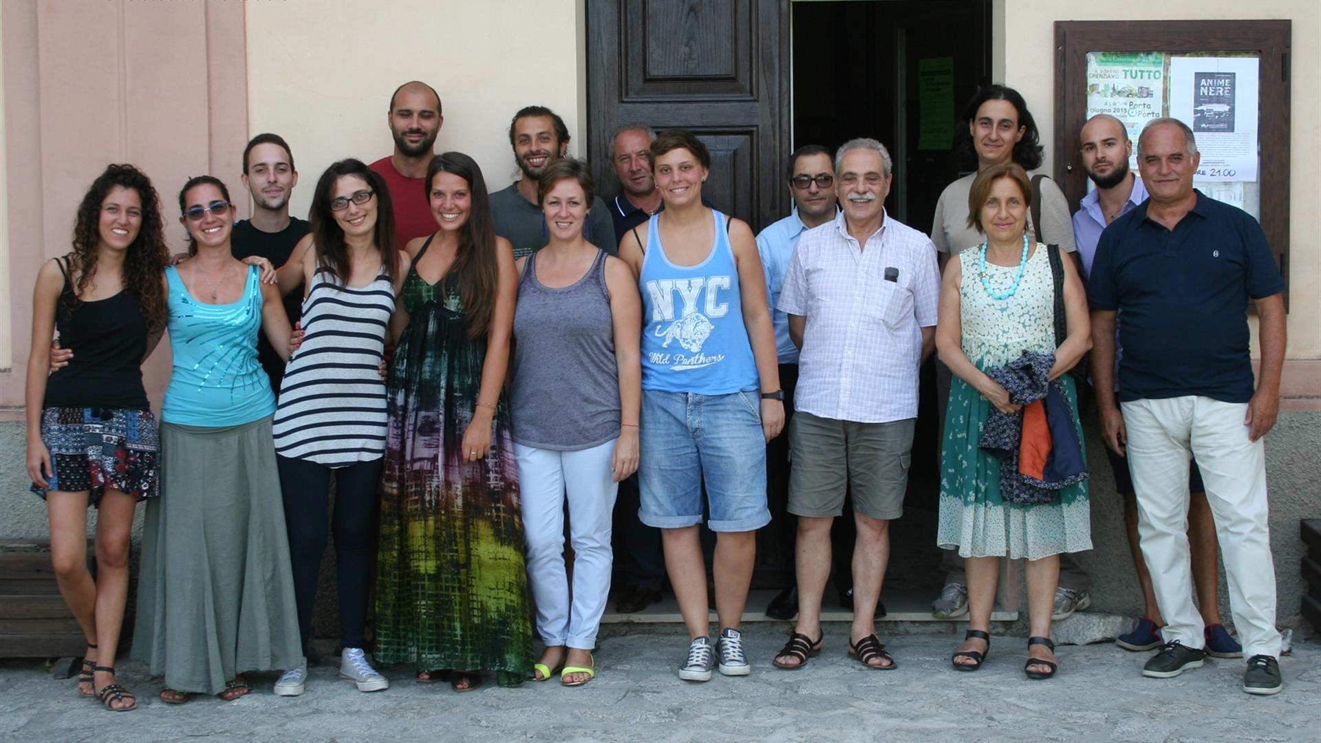 SUMMER SCHOOL COSPE 2015