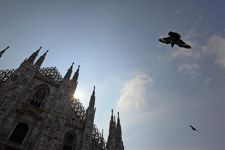 Duomo Milano OLIVIER MORIN:AFP:Getty Images