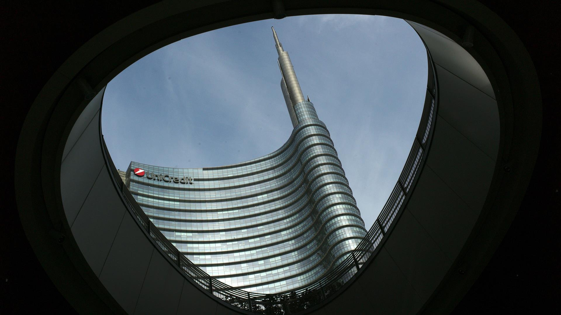 Getty Images Unicredit Tower