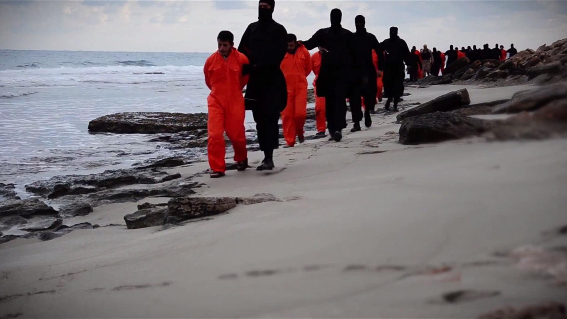 Libia Isis