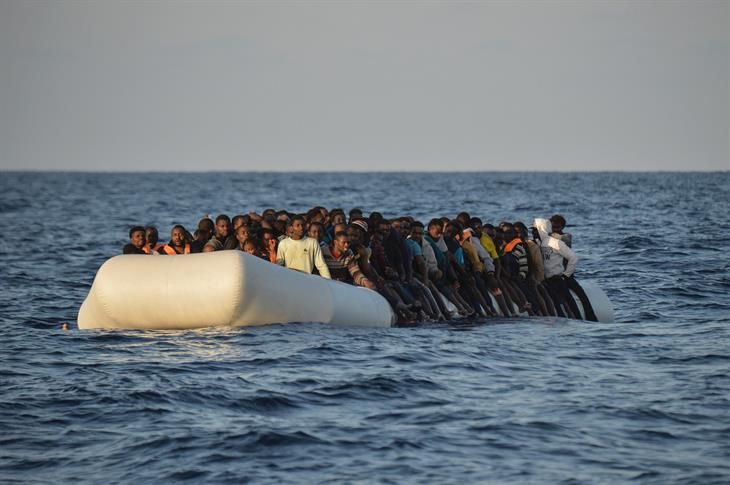 Migranti Moas Andreas Solaro Getty