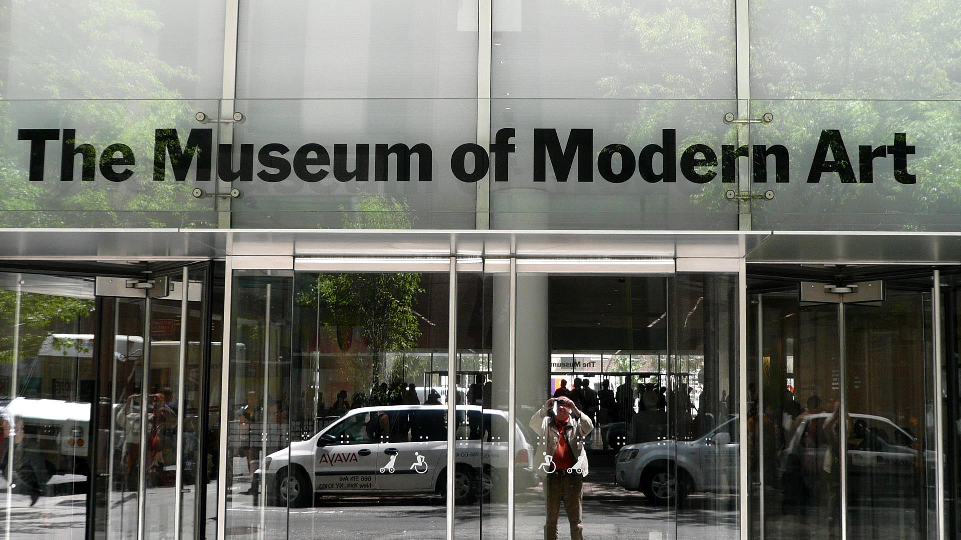The Museum Of Modern Art, Manhattan, New York Panoramio