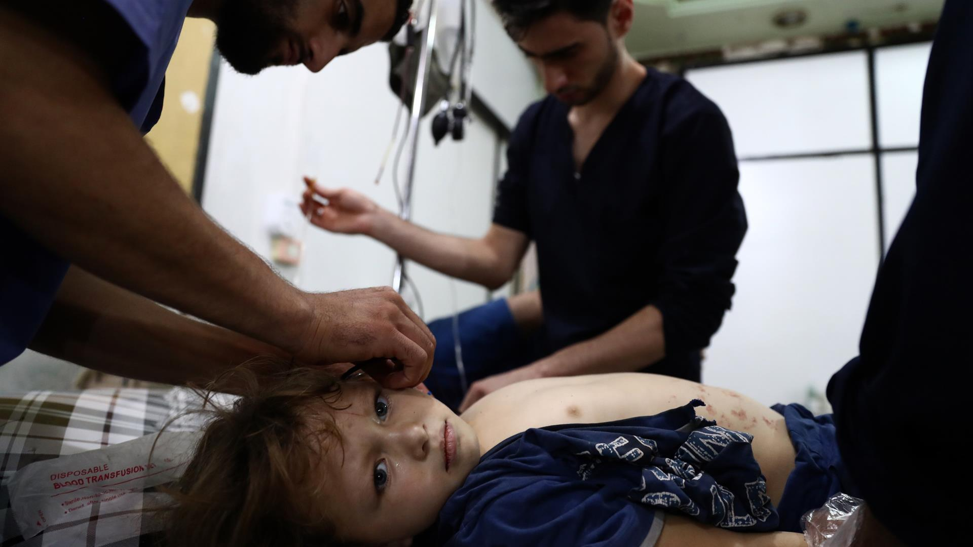 Siria ABD DOUMANY:AFP:Getty Images