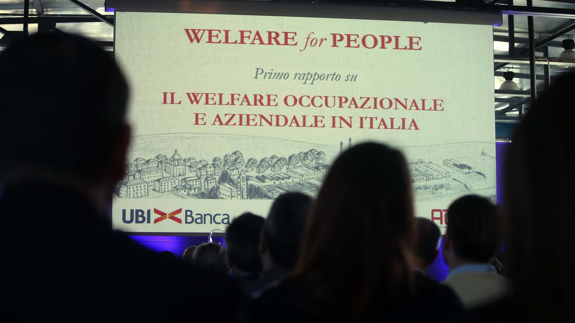 UBI Banca Welfare For People