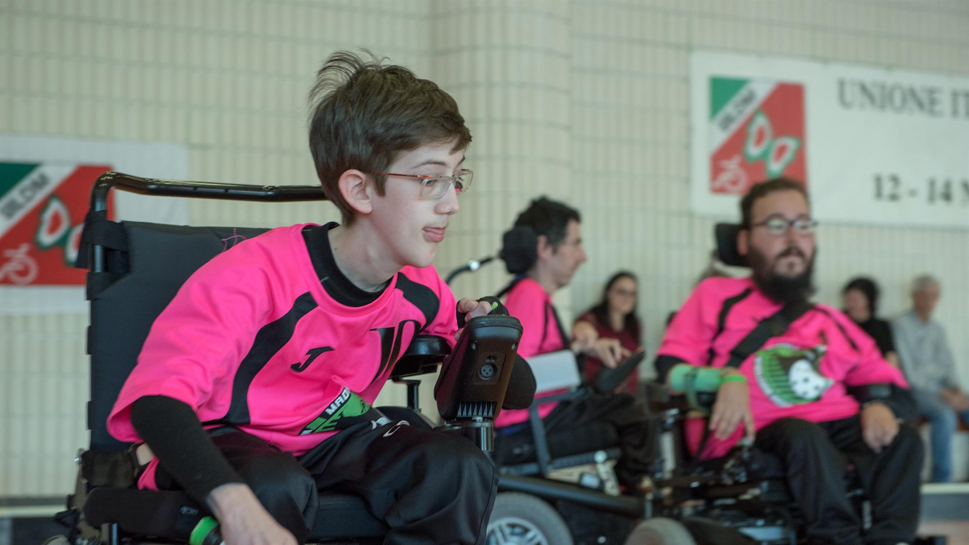UILDM Wheelchair Sport Disabilità